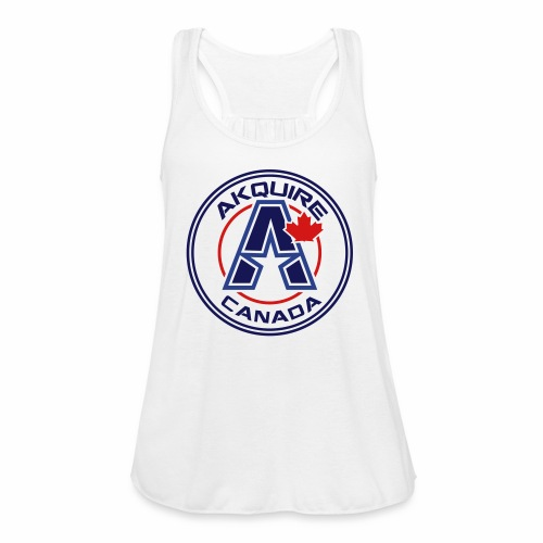 akquirejays - Women's Flowy Tank Top by Bella