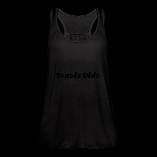 White shirt - Women's Flowy Tank Top by Bella