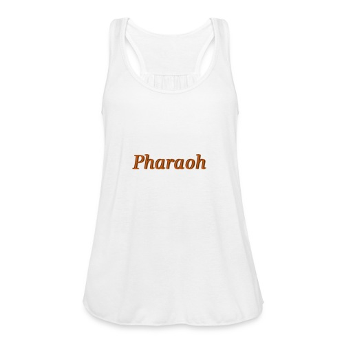 Pharoah - Women's Flowy Tank Top by Bella