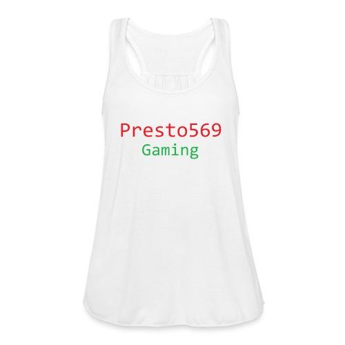 Presto569 Gaming - Women's Flowy Tank Top by Bella