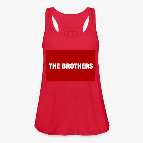 The Brothers - Women's Flowy Tank Top by Bella