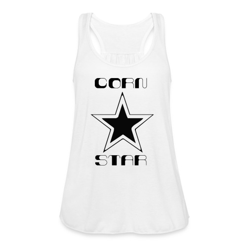 Cornstar - Women's Flowy Tank Top by Bella