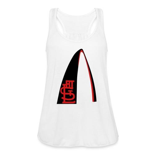 RTSTL_t-shirt (1) - Women's Flowy Tank Top by Bella