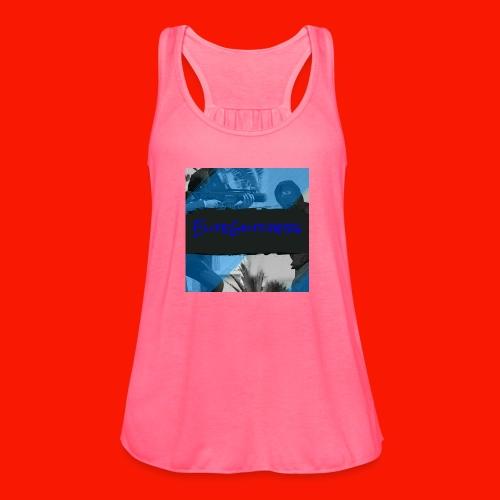 EliteGlitchersRevamp - Women's Flowy Tank Top by Bella