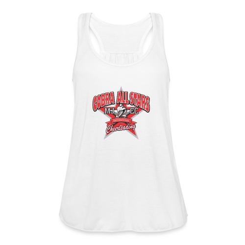 Cobra All Stars Logo - Women's Flowy Tank Top by Bella