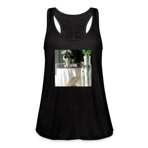 Spread the Love! - Women's Flowy Tank Top by Bella
