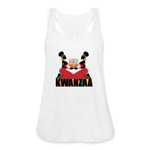 Kwanzaa - Women's Flowy Tank Top by Bella