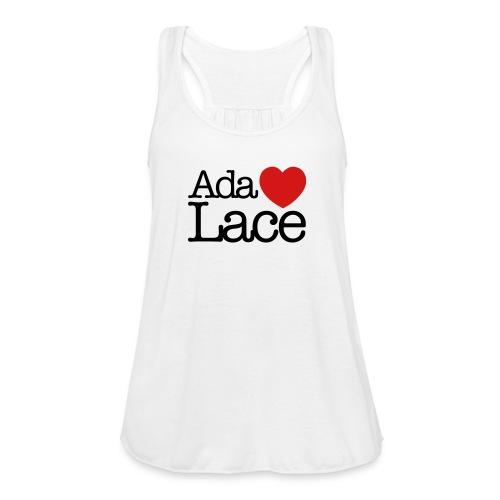 Ada Lovelace - Women's Flowy Tank Top by Bella