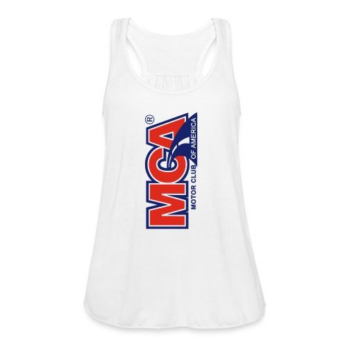 MCA Logo Iphone png - Women's Flowy Tank Top by Bella