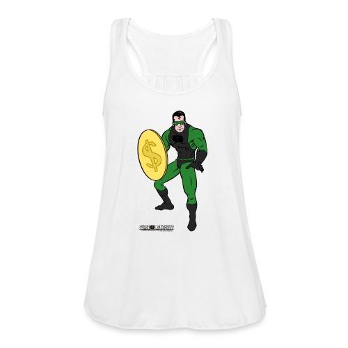 Superhero 4 - Women's Flowy Tank Top by Bella