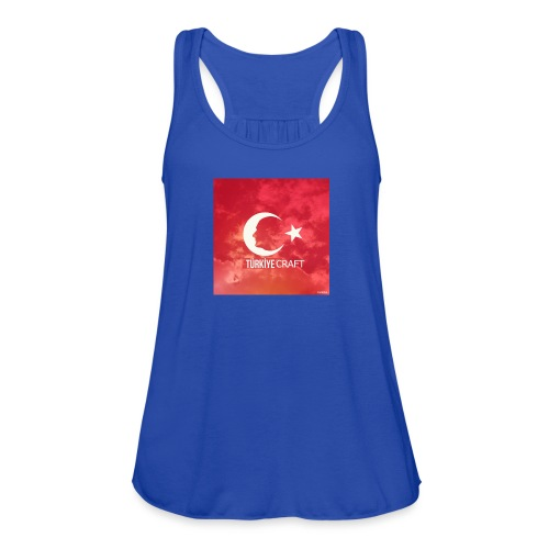 TurkiyeCraft - Women's Flowy Tank Top by Bella