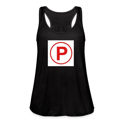 Presto569 Gaming Logo - Women's Flowy Tank Top by Bella