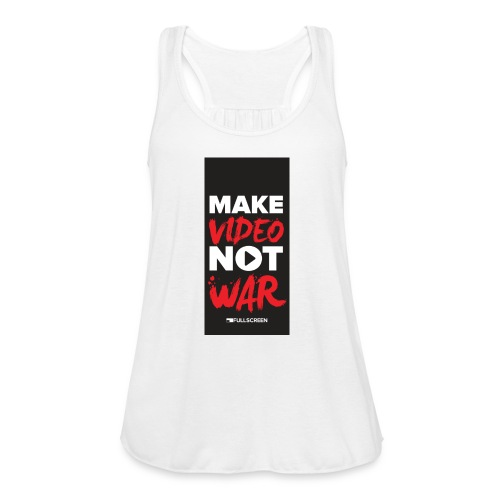 wariphone5 - Women's Flowy Tank Top by Bella