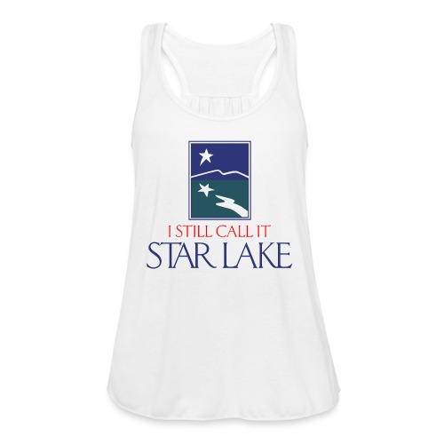 I Still Call it Star Lake - Women's Flowy Tank Top by Bella