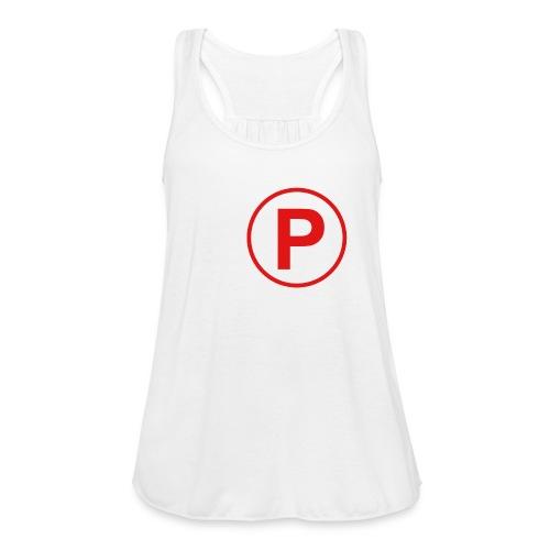 Presto569 Gaming Logo - Women's Flowy Tank Top by Bella