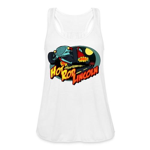 Hot Rod Lincoln - Women's Flowy Tank Top by Bella