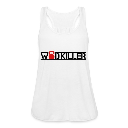 WOD - Women's Flowy Tank Top by Bella