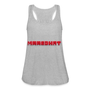 MrRedHat Plain Logo - Women's Flowy Tank Top by Bella
