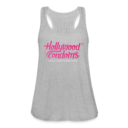 Hollywood Condoms™ - Love Performance - Women's Flowy Tank Top by Bella