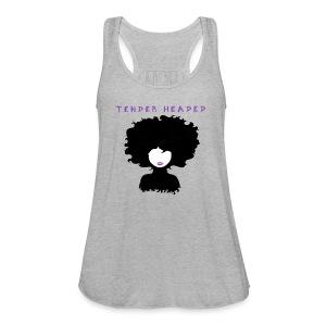 Tender Headed - Women's Flowy Tank Top by Bella