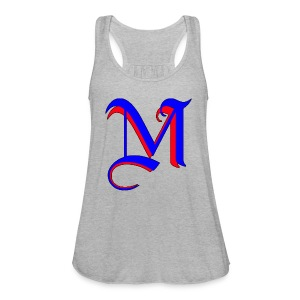 madMusic_Records - Women's Flowy Tank Top by Bella