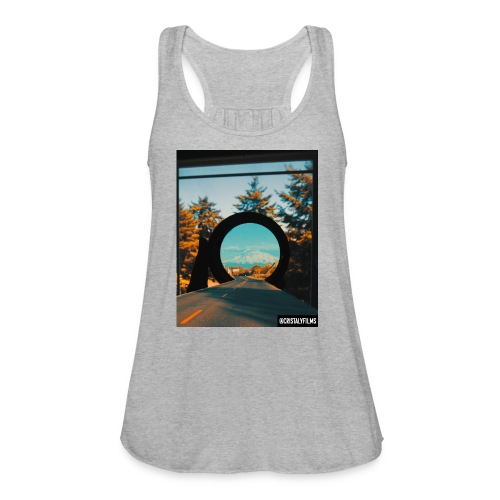 Catharsis - Women's Flowy Tank Top by Bella
