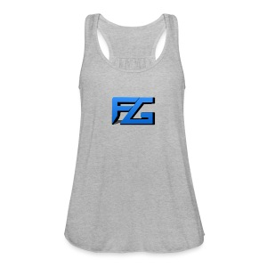Freeze Gaming Logo - Women's Flowy Tank Top by Bella