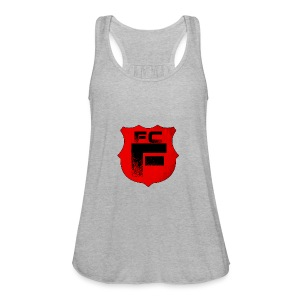 Fc Flamur - Women's Flowy Tank Top by Bella