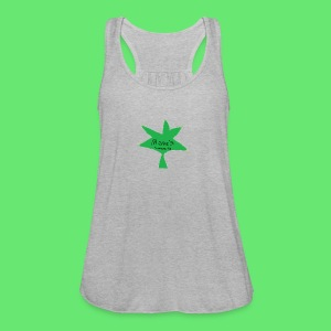 ESCLUSIVE!! 420 weed is coolio for kidlios SHIrT!1 - Women's Flowy Tank Top by Bella