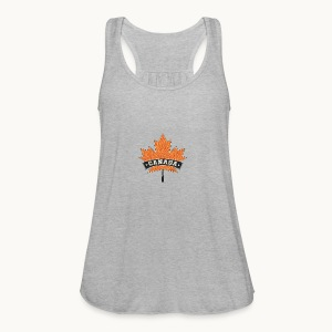 CANADA - Carolyn Sandstrom - Women's Flowy Tank Top by Bella