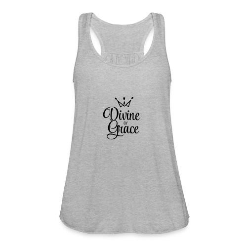 Divine by Grace - Women's Flowy Tank Top by Bella