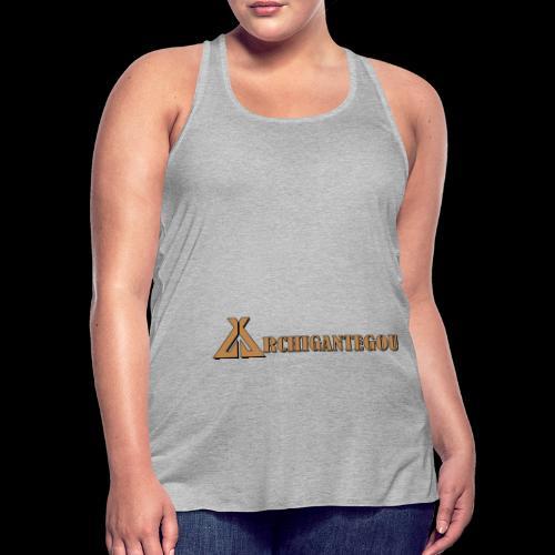 Archigantegou - Women's Flowy Tank Top by Bella