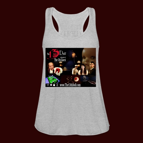 The 13th Doll Cast and Puzzles - Women's Flowy Tank Top by Bella