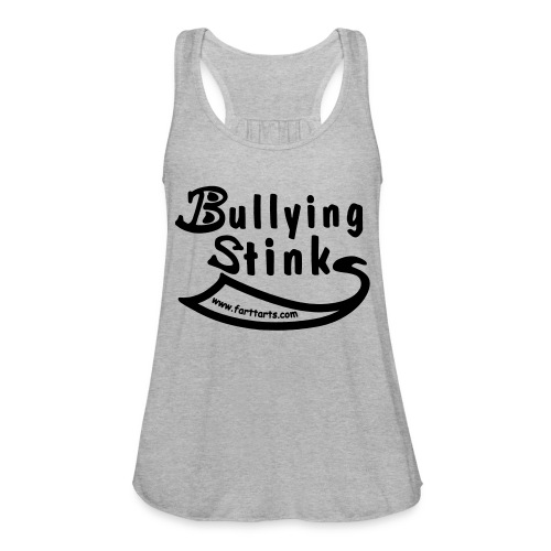 Bullying Stinks! - Women's Flowy Tank Top by Bella