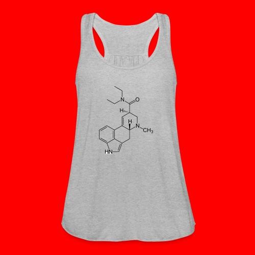 OxyGang: LSD Molecule Products - Women's Flowy Tank Top by Bella