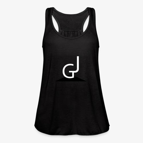 James Garlimah Logo - Women's Flowy Tank Top by Bella