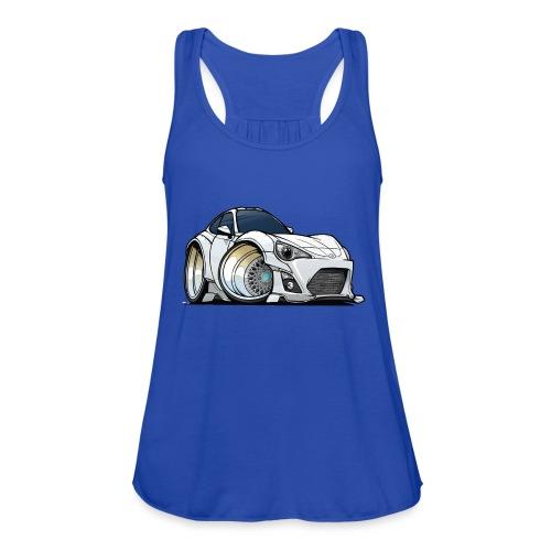Toyota 86 - Women's Flowy Tank Top by Bella