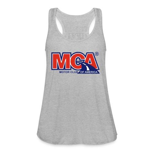 MCA - Women's Flowy Tank Top by Bella