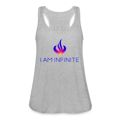 I Am Infinite - Women's Flowy Tank Top by Bella