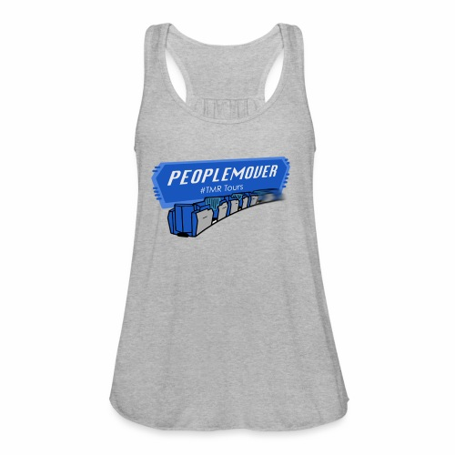 Peoplemover TMR - Women's Flowy Tank Top by Bella