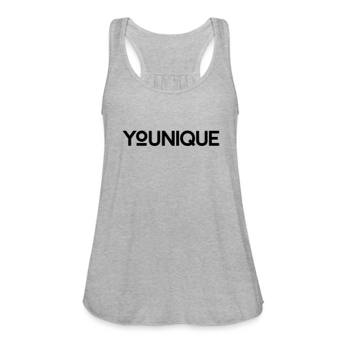 Uniquely You - Women's Flowy Tank Top by Bella