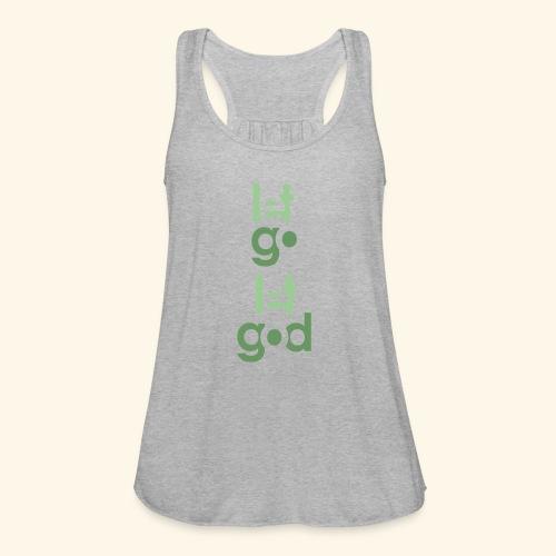 LGLG #9 - Women's Flowy Tank Top by Bella