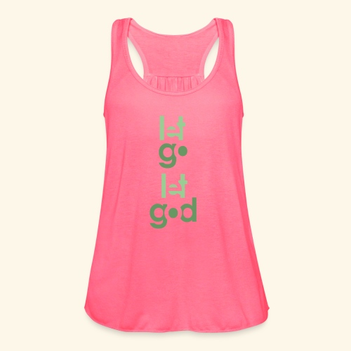 LGLG #9 - Women's Flowy Tank Top by Bella