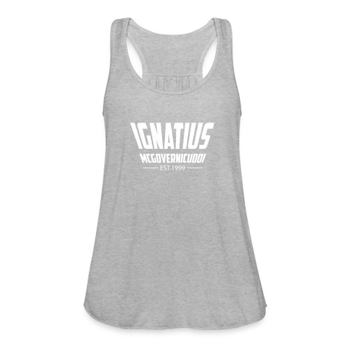 Ignatius - Women's Flowy Tank Top by Bella