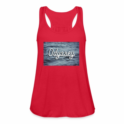 WaterOdyssey - Women's Flowy Tank Top by Bella