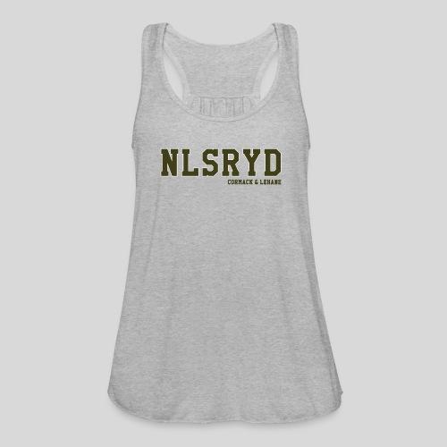 NLSRYD - Women's Flowy Tank Top by Bella