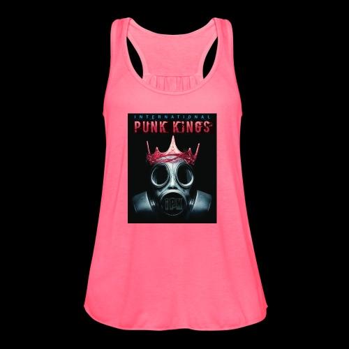 Eye Rock IPK Design - Women's Flowy Tank Top by Bella