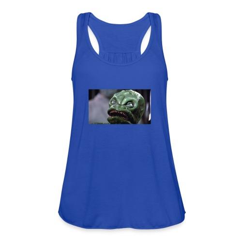 Lizard baby from Z - Women's Flowy Tank Top by Bella