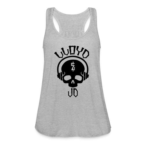 Lloyd JD Logo - Women's Flowy Tank Top by Bella