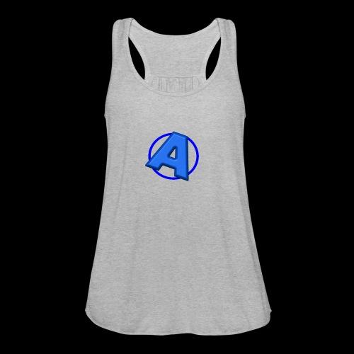 Awesomegamer Logo - Women's Flowy Tank Top by Bella